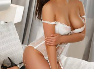 Mango is young petite new girl in Divaescort!