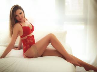 Varvara - new beautiful brunette at Diva Escort!